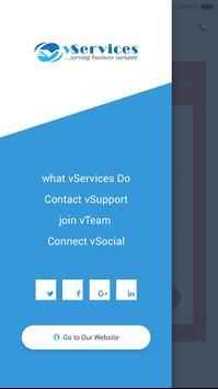 vServices Ltd poster