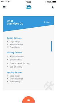 vServices Ltd screenshot 11