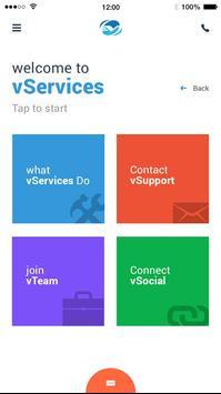 vServices Ltd screenshot 1