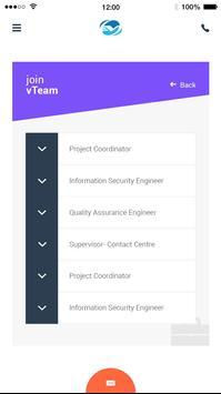 vServices Ltd screenshot 5