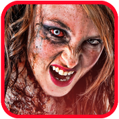 Zombie Photo Booth Editor icon