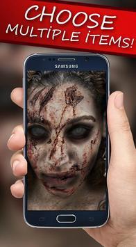 Zombie Photo Booth Editor screenshot 3