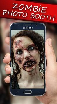 Zombie Photo Booth Editor poster