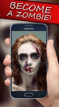 Zombie Photo Booth Editor screenshot 1