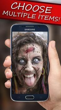 Zombie Photo Booth Editor screenshot 2