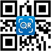 Lightning QR icon