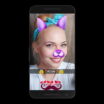 Snap photo filters apk screenshot