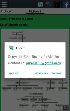 Abbasid Caliphate History apk screenshot