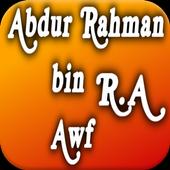 Abdur Rahman bin Awf Biography icon