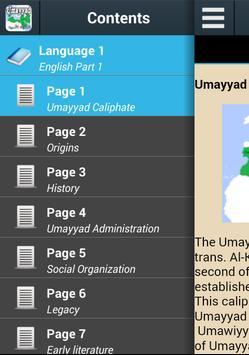 Umayyad Caliphate History poster