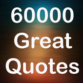 60000 Great Quotes, Sayings & Status icon