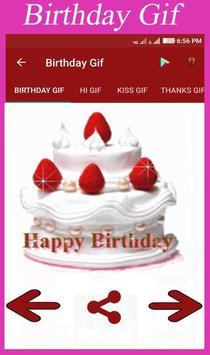 Birthday Gif screenshot 1