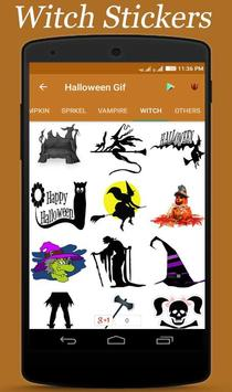Halloween Gif screenshot 7