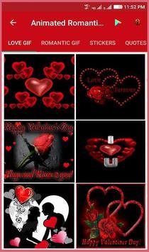 Animated Romantic Love Gif poster