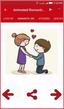 Animated Romantic Love Gif скриншот 3