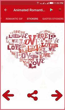 Animated Romantic Love Gif screenshot 5