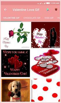 Valentine Love Gif apk screenshot