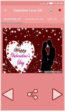 Valentine Love Gif poster