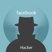 Password Hacker Facebook Prank icon
