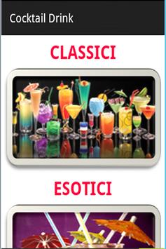 Cocktail Mania Drink poster