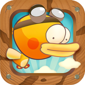 Flying Duck Pilot icon