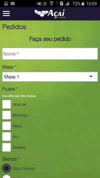 Açai App apk screenshot