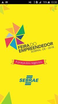 Feira do Empreendedor Sobral poster