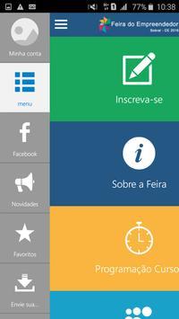 Feira do Empreendedor Sobral apk screenshot