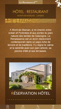 Hôtel Le Renaissance poster