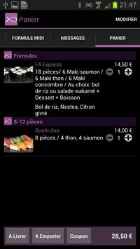 Enjoy Sushi screenshot 5