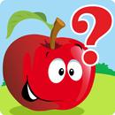 Загадки для детей. Овощи и фрукты APK