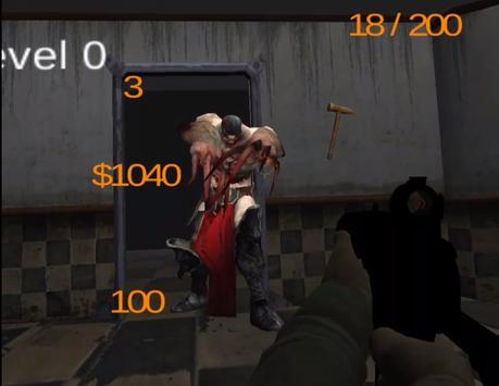 VR Zombies apk screenshot