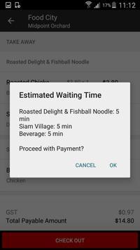 FoodCity SG screenshot 2