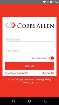 Cobbs Allen Mobile poster