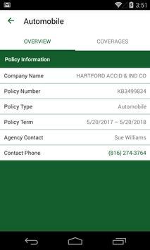 CLH Insurance screenshot 1