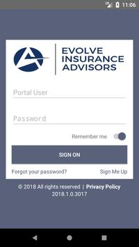 Evolve Insurance Advisors poster