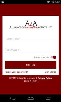 AIA MobileLink poster