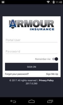 Armour Mobile poster