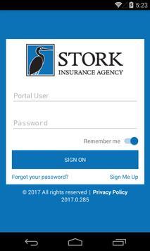 Stork Mobile poster