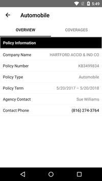 Burkhart Insurance screenshot 2