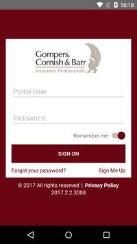 GCB MobileClient poster