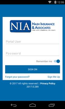 Nash Insurance & Associates poster