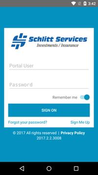 Schlitt Insurance Services poster