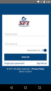 SFI Group, Inc. Online poster