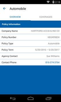 TRICOR Insurance screenshot 1
