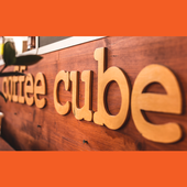 Coffee Cube icon