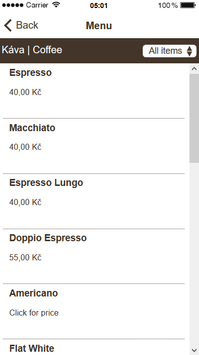 Coffee Cube screenshot 1