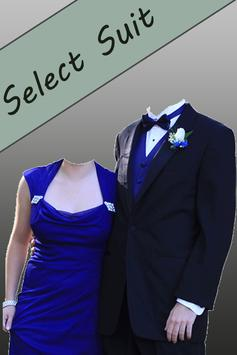 Couple Photo Suit Maker screenshot 3
