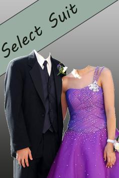 Couple Photo Suit Maker screenshot 1