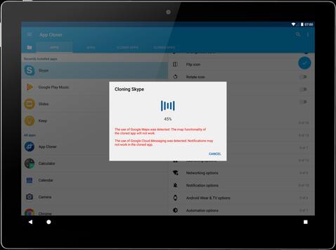 App Cloner imagem de tela 13